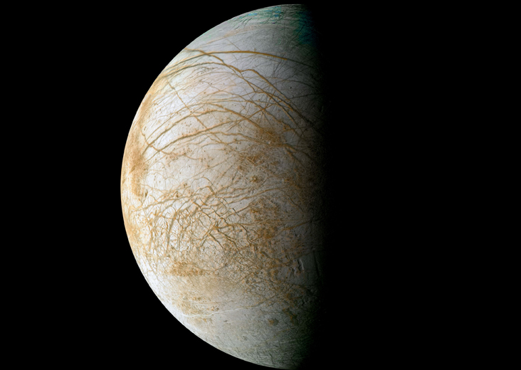 the sustainability of life on europa jupiters moon