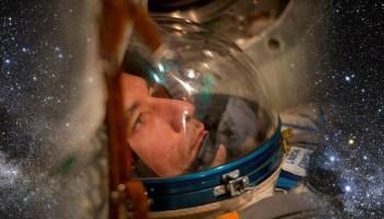 ESA astronaut Luca Parmitano (Credits: lucaparmitano.com).
