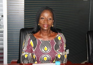 Hon. Ms. Sherry Ayittey who first conceived the idea of a Ghana Space Agency. -- Credits: Guangming Daily Overview