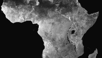 Satellite mosaic of Africa (Credits: CSA-ASC).
