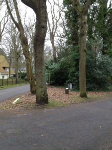 The memorial plaque is found at the intersection of the Lijsterlaan, Konijnenlaan and Koekoekslaan roads in Wassenaar (Credits: Carmen Felix).