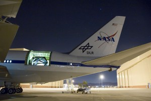 """One of the """"victims' of the FY 2015 Budget Proposal was NASA's SOFIA effort which will be mothballed next year (Credits: NASA)."""