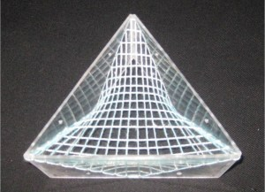 "Fig. 5 Triangle module of ""Globe Architecture"" by Sergey Makarov"