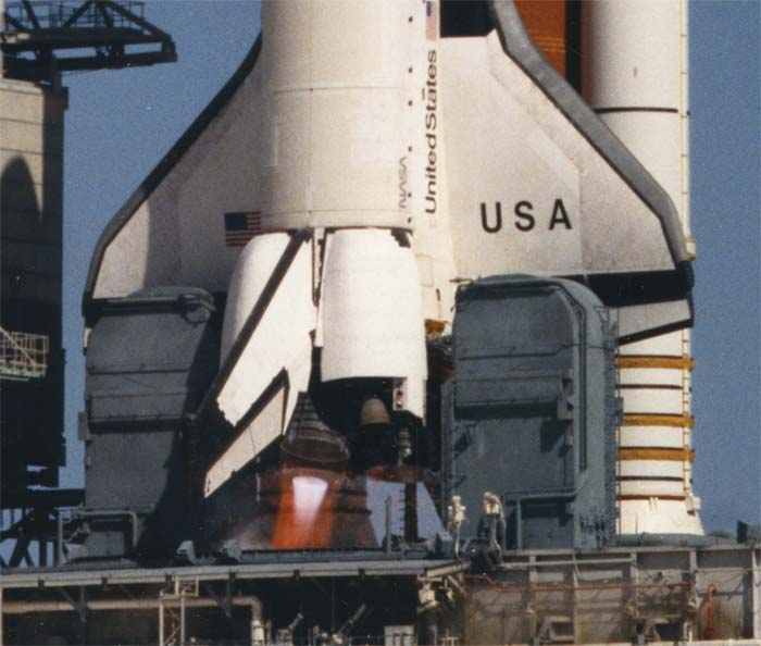 The Shuttle Launch Pad Aborts