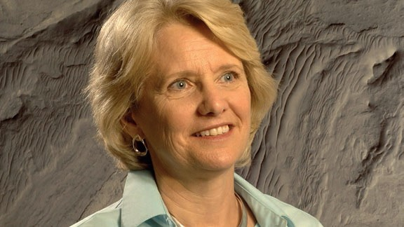 Margaret Race, planetary protection expert from the Search for Extra-Terrestrial Intelligence. - Photo courtesy of Margaret Race