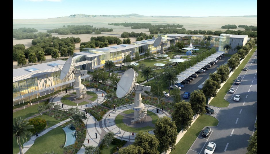 Proposed EIAST complex