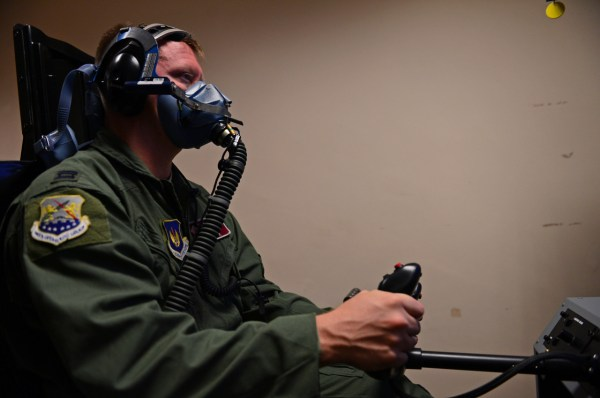 Air Force hypoxia training