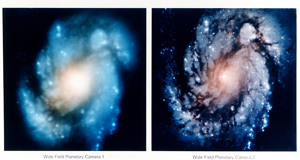Hubble Telescope: 25 Years Of Space Astronomy