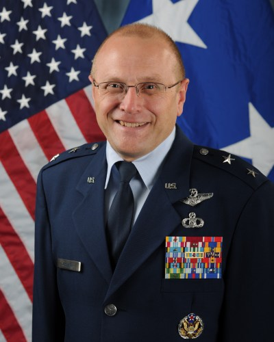 Maj. Gen. Andrew M. Mueller, Commander, Air Force Safety Center. credits: US Air Force