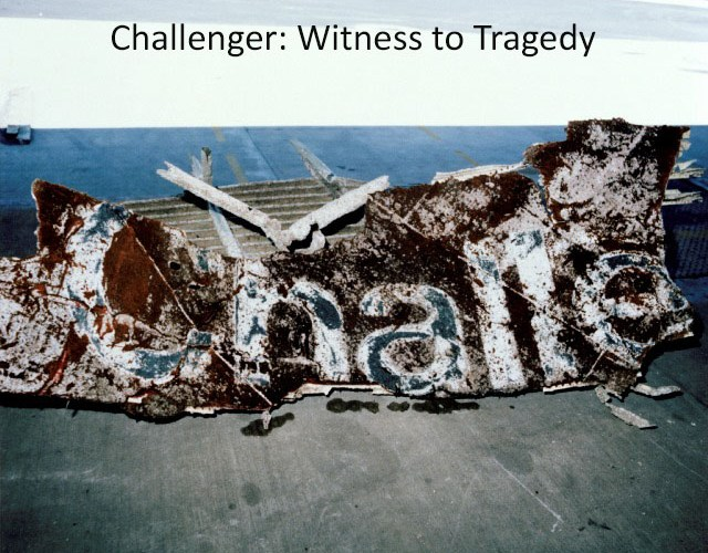 space shuttle challenger impact on america - photo #28