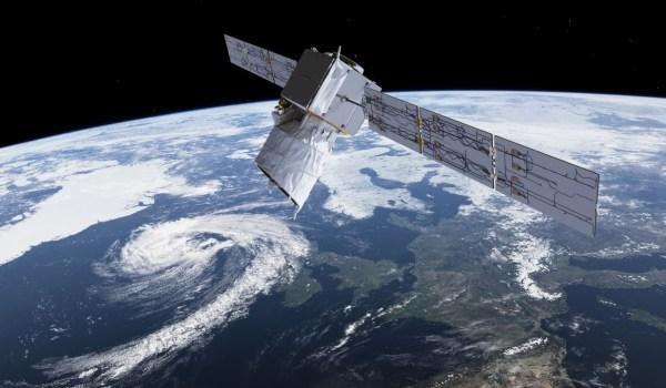 ESA's Aeolus wind mission