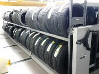 Porsche Dealership Revs Up Tire Storage | Spacesaver ...