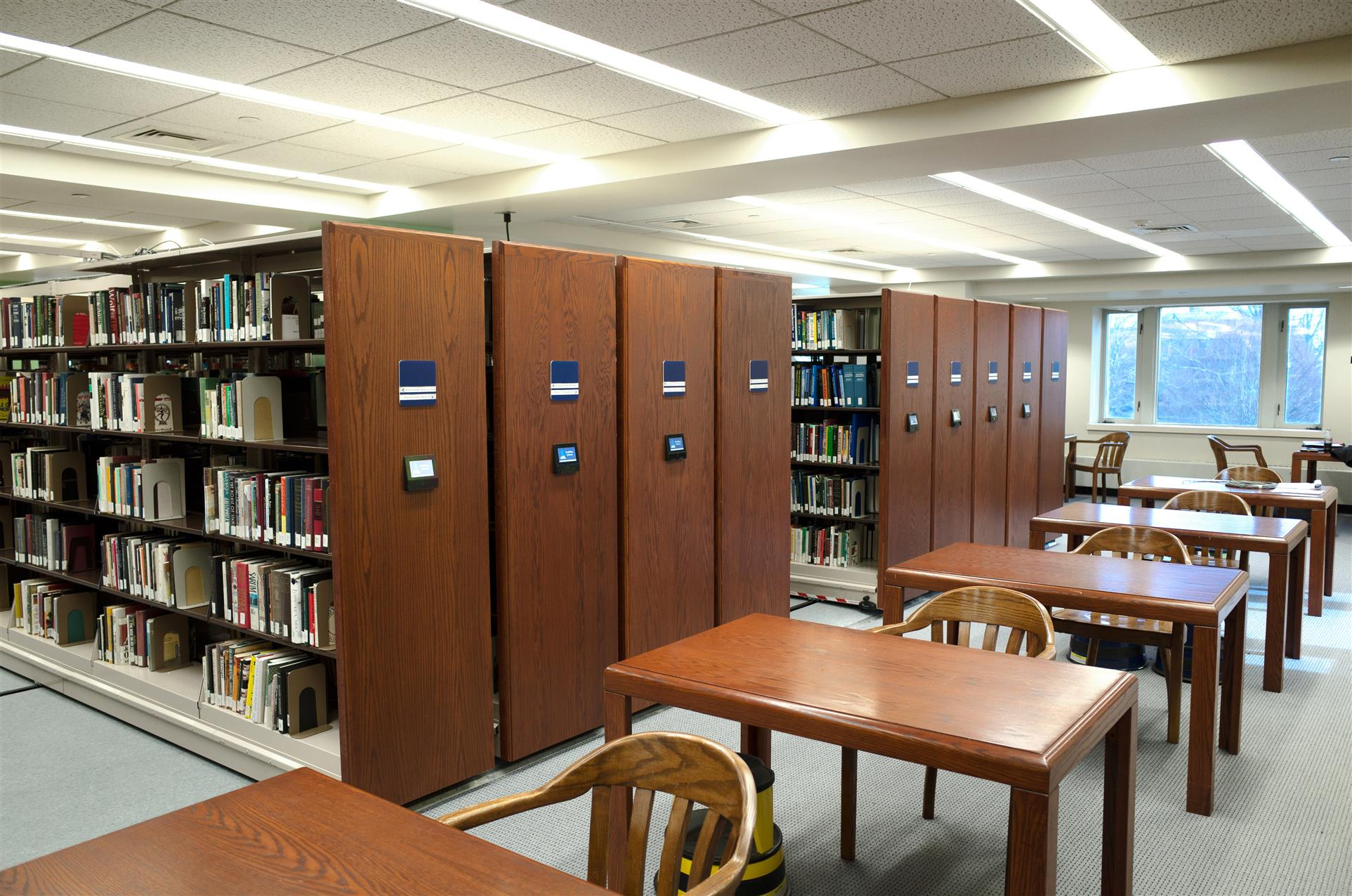 Public Library Shelving  Spacesaver Corporation
