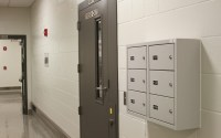 Wall Mounted Gun Lockers   Spacesaver Corporation