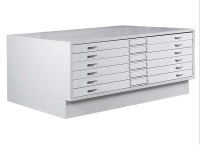 Archival Flat File Storage Cabinets