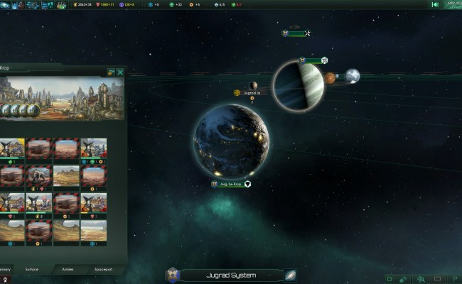 Stellaris Release Date And Gameplay Footage