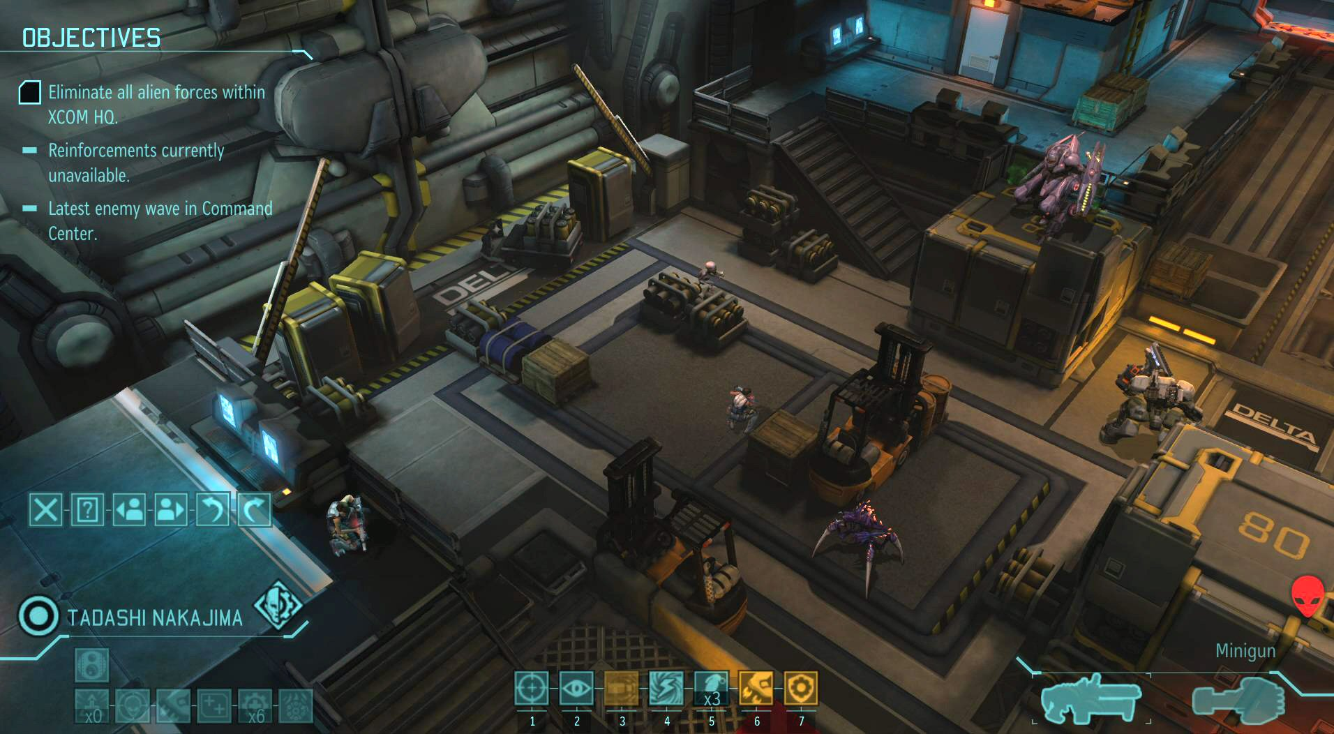 XCOM Enemy Within Confirmed Enemy Is Inside The Base