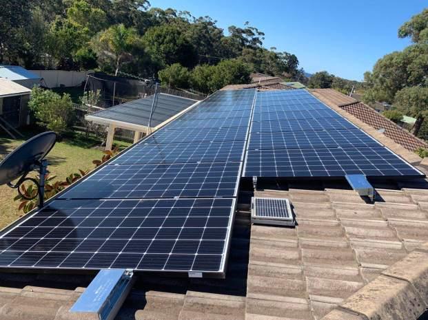 Ulladulla Residential Solar Setup