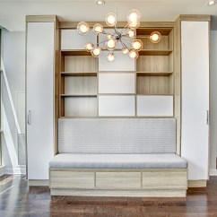 Living Room Built In Wall Units Colors Indian Dining Custom Unit Space Solutions Cabinet Cabinetry Bench Toronto