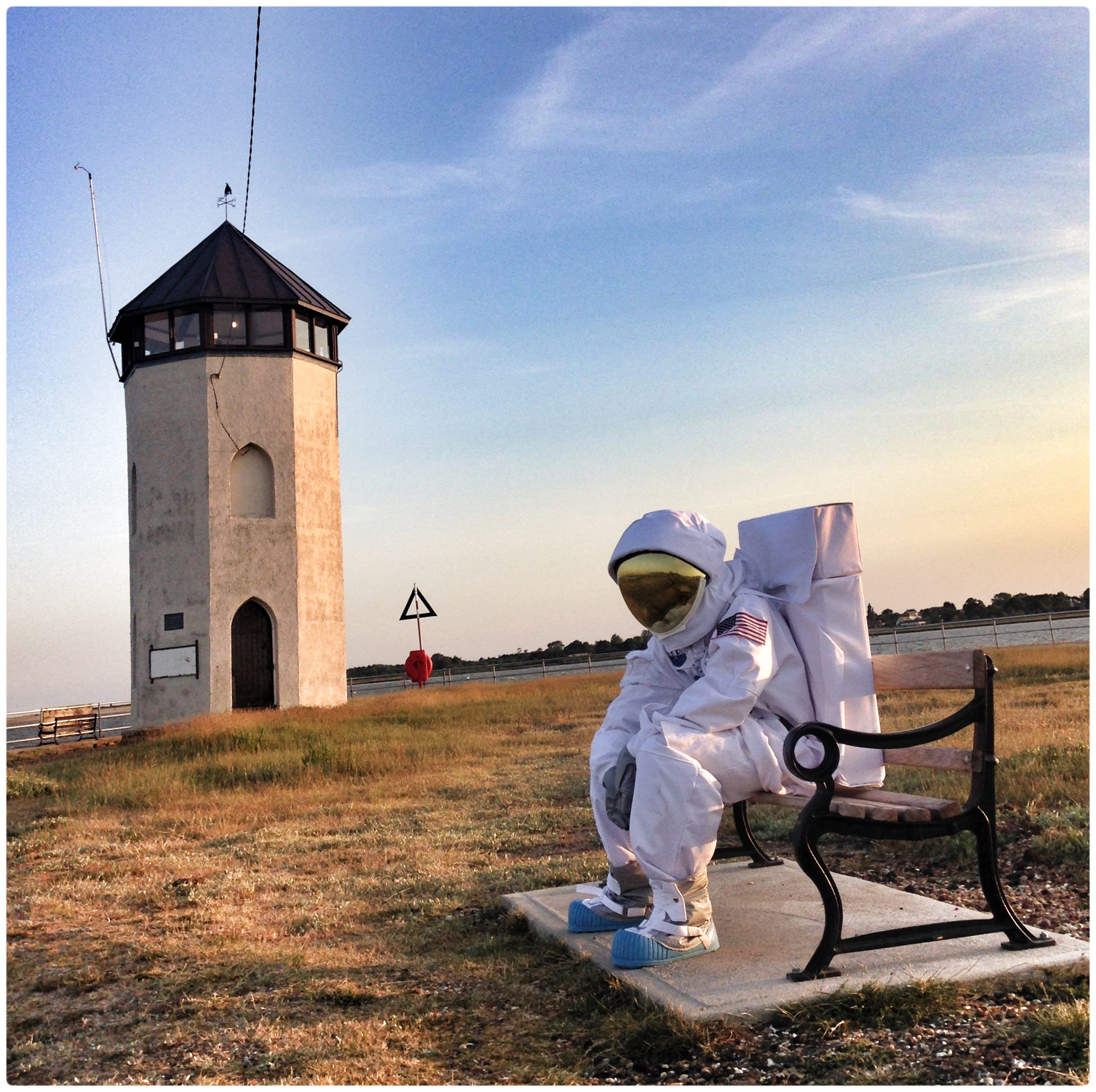 Spacesuit Rental - Now in the UK #GetYourBuzzOn !
