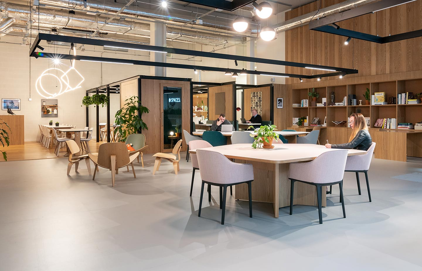 Spaces  Office space flexible memberships  meeting rooms