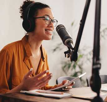 Five podcasts to supercharge your productivity