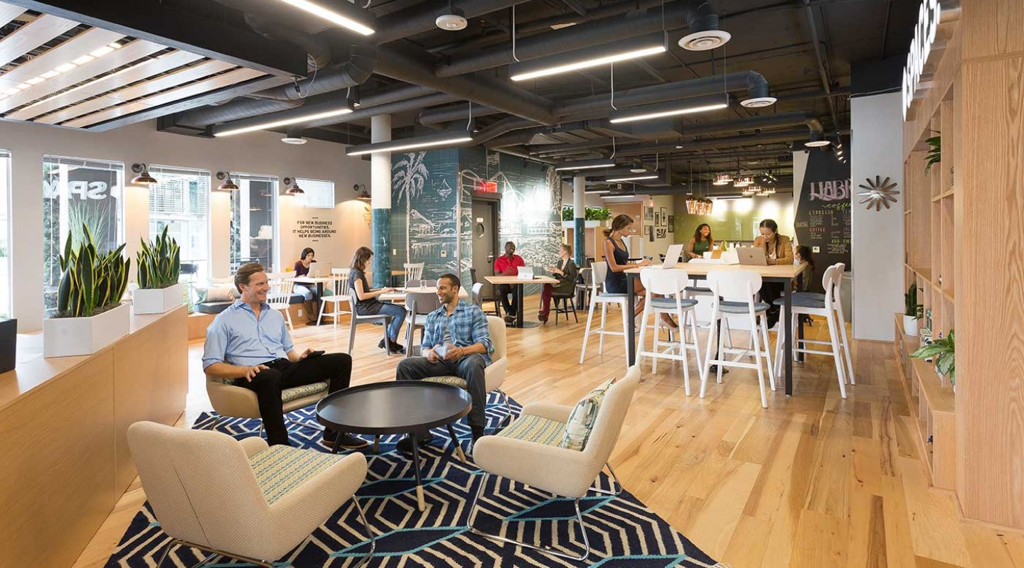 Office Space in Los Angeles  Spaces