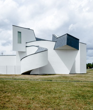 Vitra Design Museum Basel designed by Frank Gehry_Nancy Da Campo architecture photography