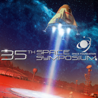 35th Space Symposium Logo