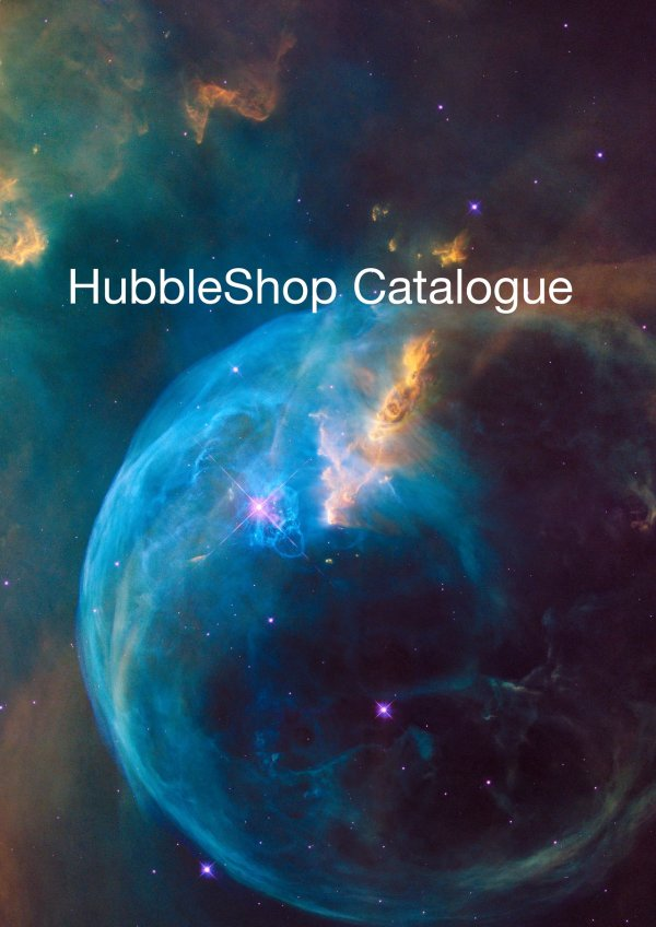 Brochure Hubble Catalogue Esa