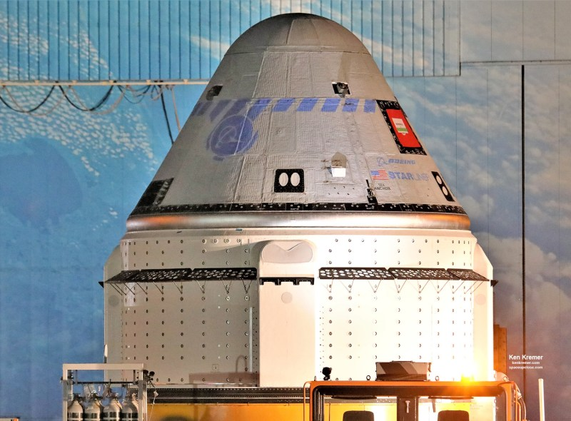 NASA, Boeing Target Dec. 2020 to Fly 2nd Uncrewed Starliner Orbital Test Flight to ISS
