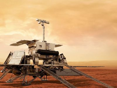 ExoMars 2020 Rover and Lander Delayed to 2022 Launch