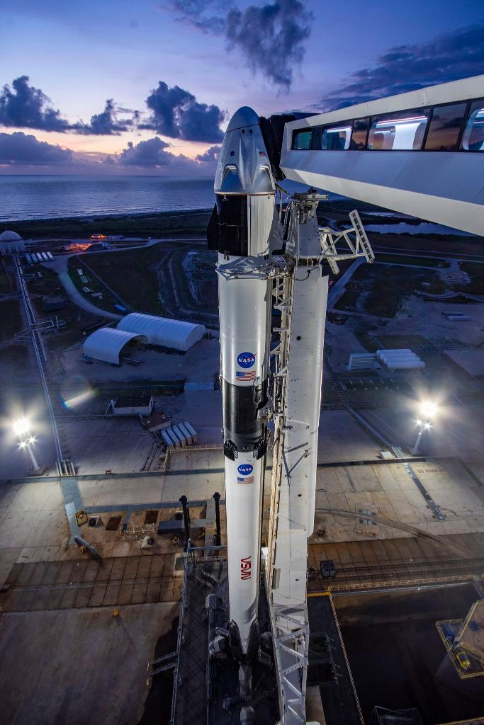 NASA and SpaceX Poised for Launch of 1st US Astronauts from US Soil in Nearly a Decade: Watch Live