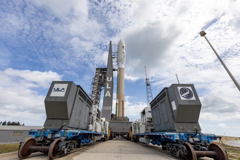 Weekend Launch Double Header on Tap from Florida Space Coast by ULA and SpaceX: Watch Live
