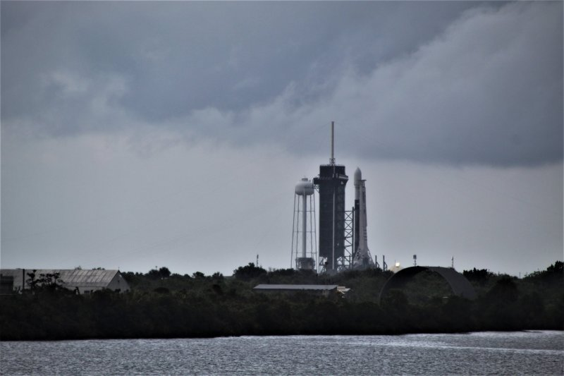 Dismal Weather Forces Scrub of Starlink Launch, Retargeted to July 11: Photos