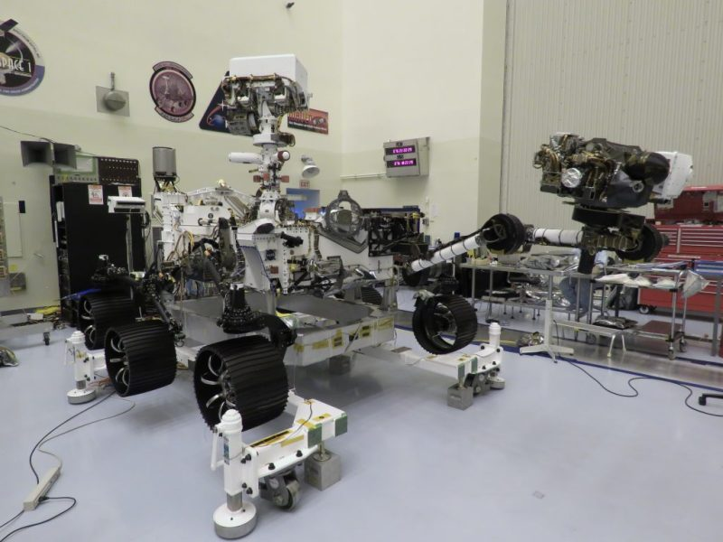 Another Significant Launch Delay for NASA's Mars 2020 Rover to NET July 30