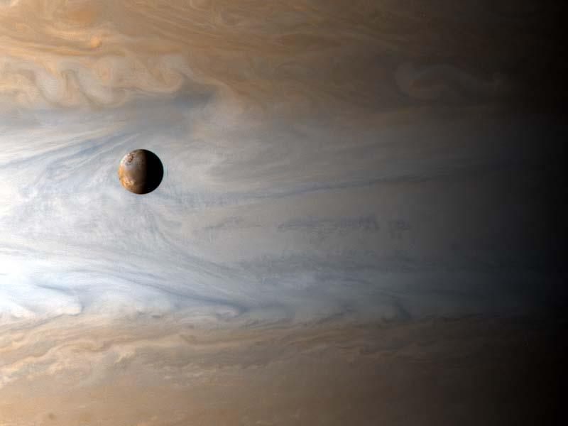 Jupiter & Io