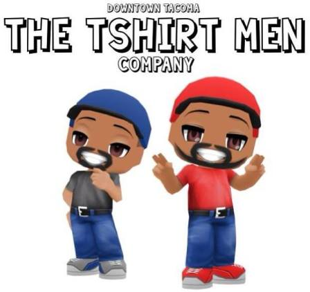 Brothers Willie & David Combs are The TShirt Men