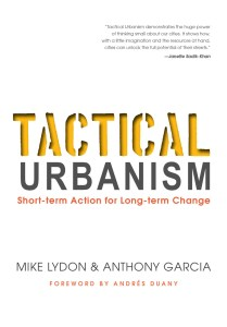 Tactical Urbanism Book Cover