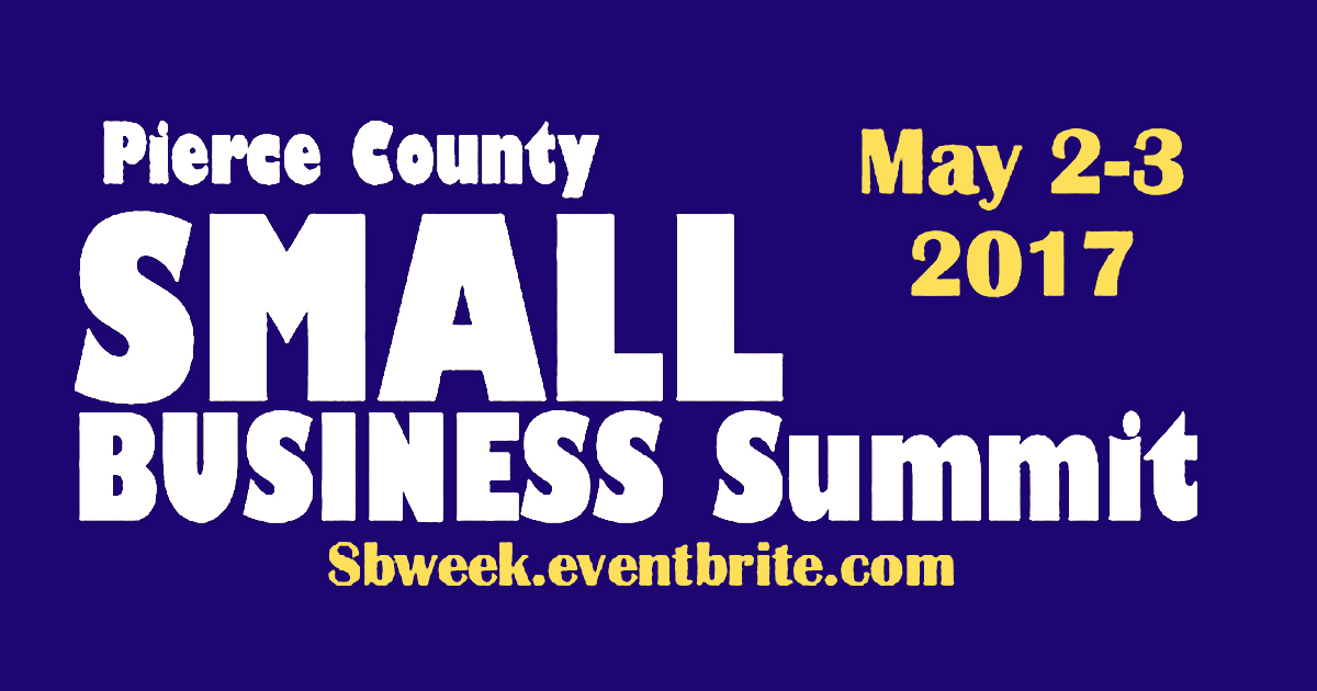 Pierce county small business summit