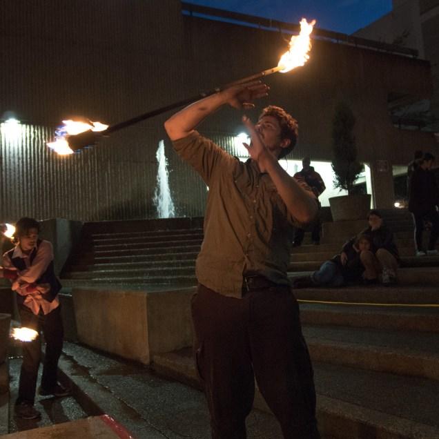 Theater District Art Walk 2017. Photo by Kris Crews