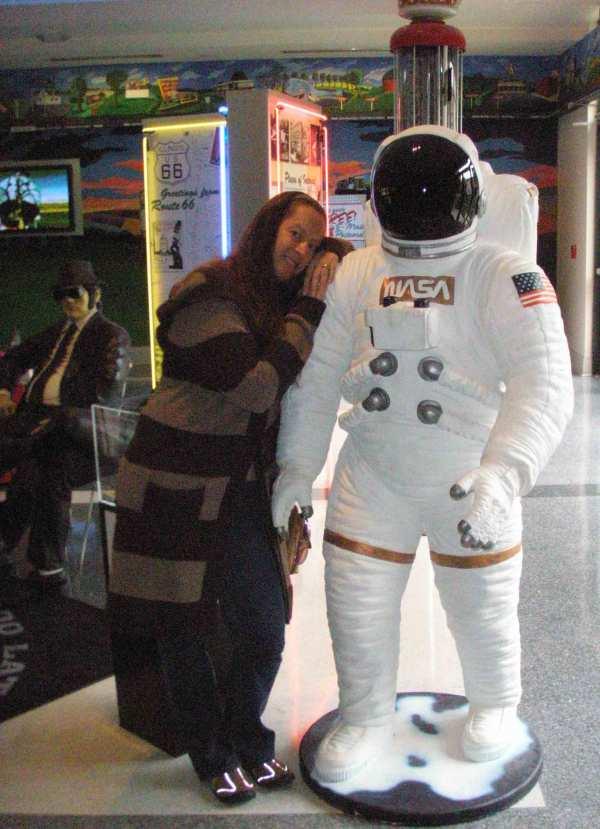 Spaceyman