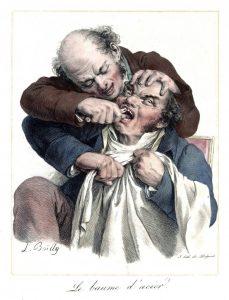 Dentistry vintage poster
