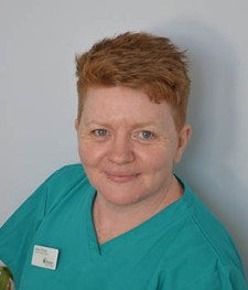 dental nurse maria shrigley helping anxious patients
