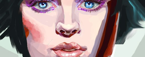 Speedpaint – The Makeup ad