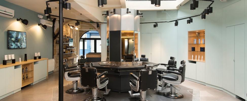 La Barbire de Paris 1er barbier coiffeur institut de beaut pour homme  SpaEtcfr