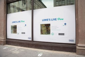 "Lowe's ""Fix in Six"" Vine campaign #lowesfixinsix"