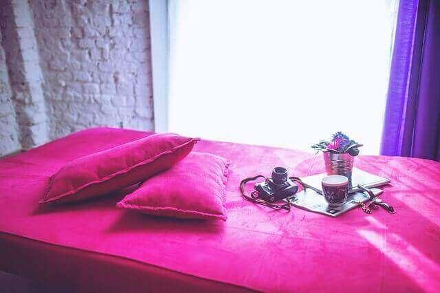 ロフトベッドと3段ベッド