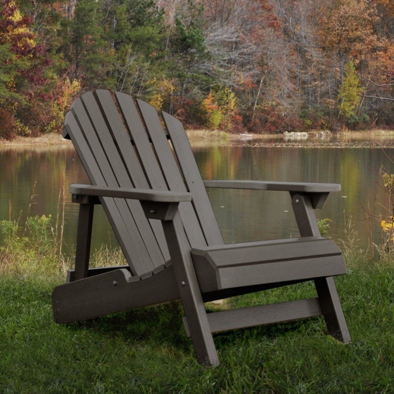Highwood Adirondack Outdoor Chair Patio Furniture x2  eBay