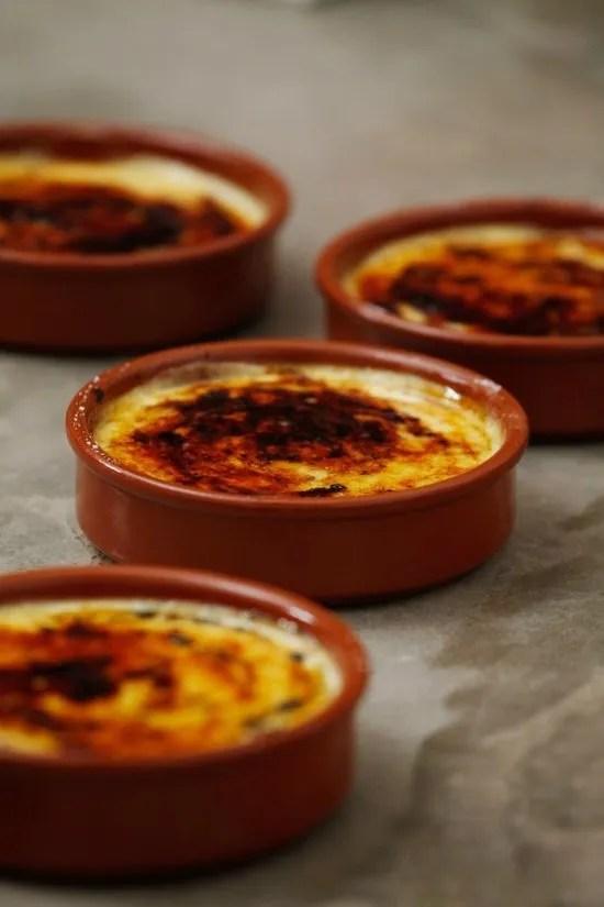 Spanish Recipe - Crema Catalana
